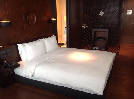 The PuLi Hotel and Spa: warm and inviting