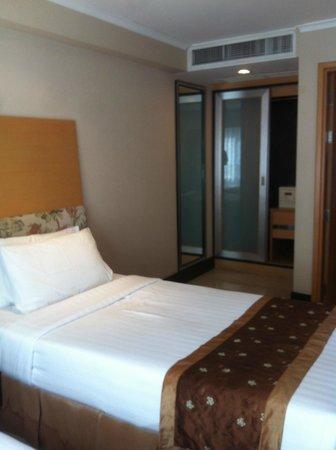 Citin Pratunam Hotel by Compass Hospitality: good