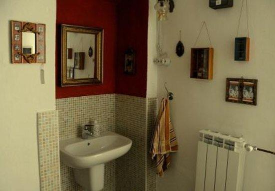 Casa Yanantin B&b: il bagno piccolo
