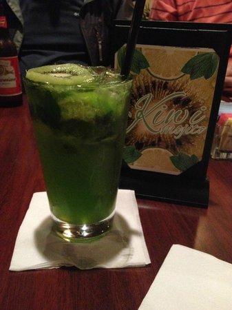 Padrino's Cuban Cuisine: Kiwi Mojito
