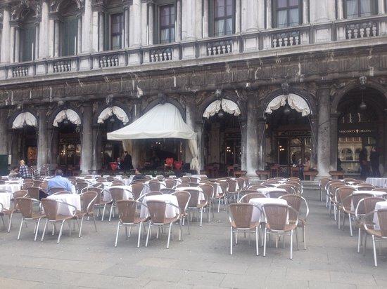 Caffe Florian Venezia: So elegant