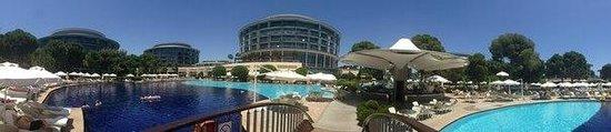 Calista Luxury Resort: панорама