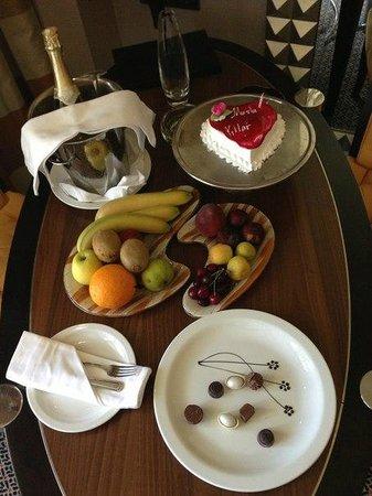 Calista Luxury Resort: вот мне подарили