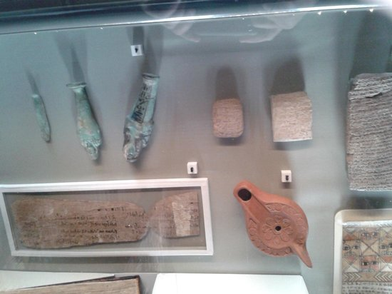 The Book of Kells and the Old Library Exhibition: piezas de escritura antigua