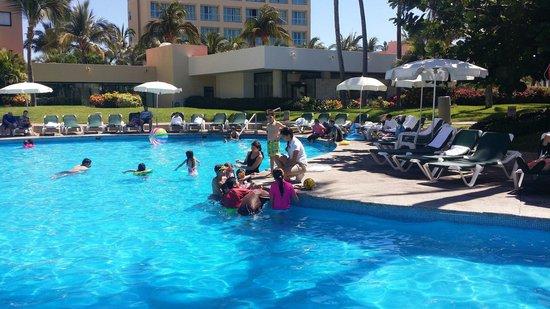 Sea Garden Mazatlan : Kids activities