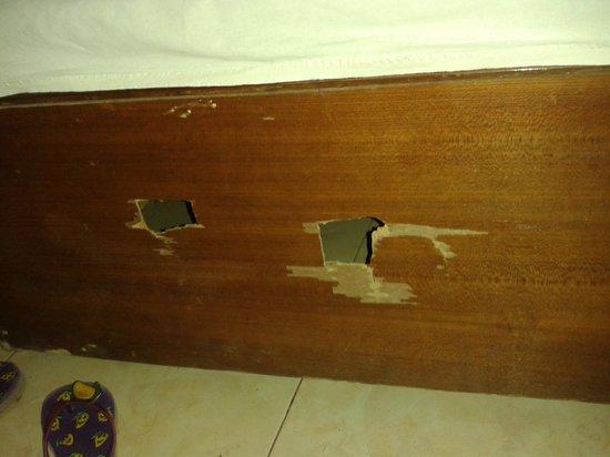 MTDC Holiday Resort Mahabaleshwar: Your Bed