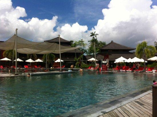 Club Med Bali: 수영장