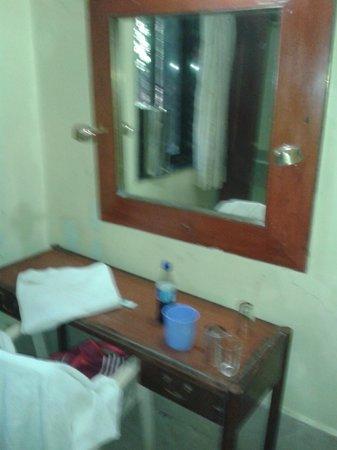 MTDC Holiday Resort Mahabaleshwar: Your Dressing Room
