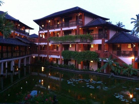 Club Med Bali: 방으로 가는 길 -객실풍경