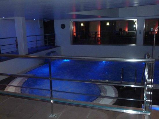 Hotel Oceania Paris Porte de Versailles : Depuis le spa