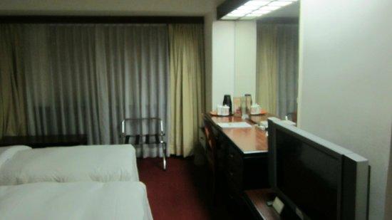 Leofoo Hotel Taipei: 部屋の中
