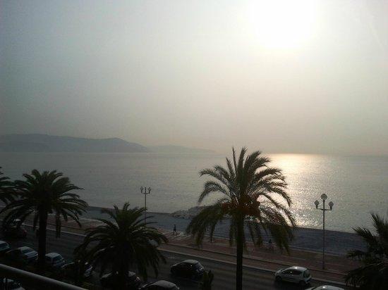 Radisson Blu Hotel, Nice : au petit matin