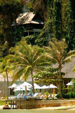 Gaya Island Resort: Main hotel area