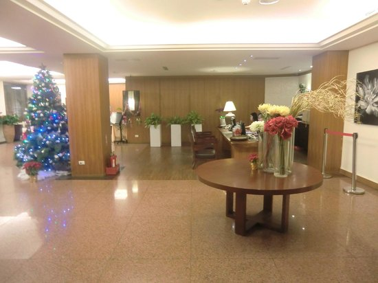 Taitung Bali Suites Hotel: 大堂