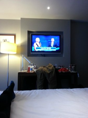 Apex City of London Hotel: TV