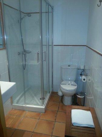 Hotel Ronda: Baño