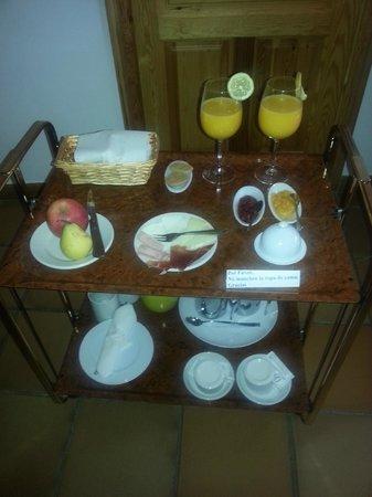 Hotel Ronda : Habitacion