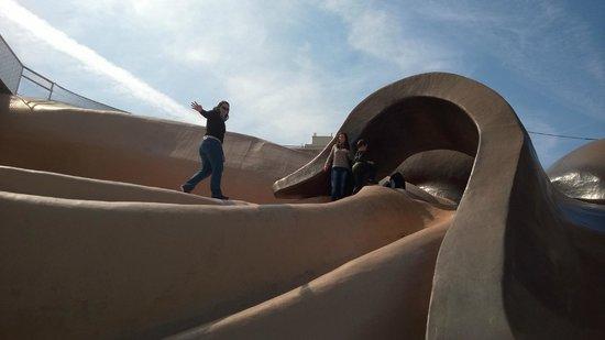 Parque Gulliver: Disfrutando como una niña!!
