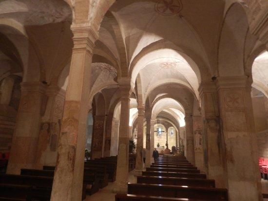Chiesa di San Fermo: cappella