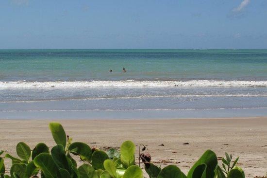 Igarakue Hotel Pousada: Estou fascinado pela praia