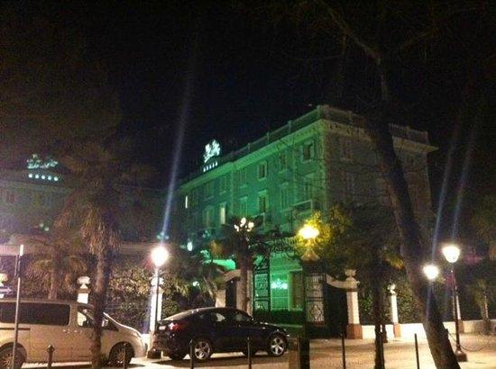 Grand Hotel Des Bains : Hotel visto dall'esterno