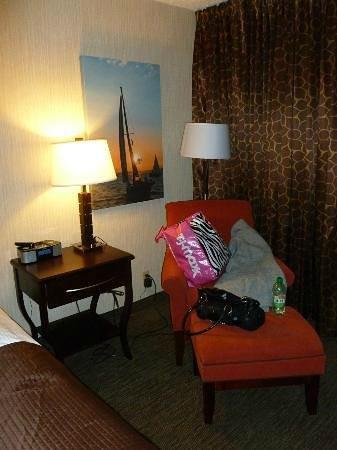 Aquarius Casino Resort: room