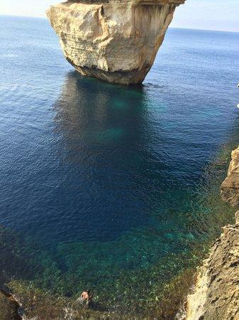 Azure Window: Juste magnifique pour faire trempette !!!