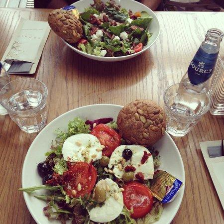 Caffe Esprit : Nos salades