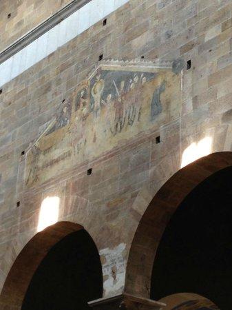 Basilica of San Frediano : affreschi