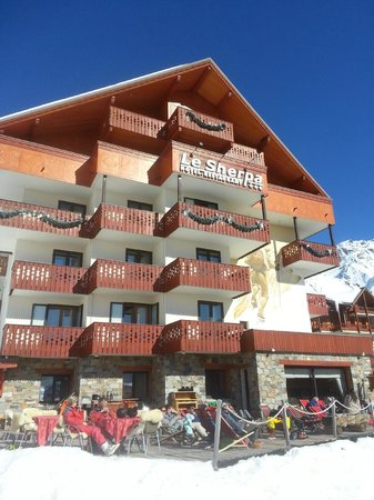 Hotel Le Sherpa - Val Thorens : hotel