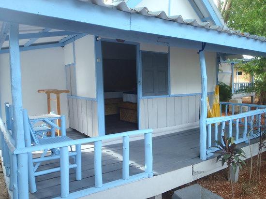 Hacienda Resort & Beach Club: Budget Fan Bungalow