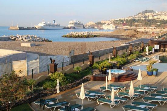 Porto Santa Maria Hotel: View from the balcony
