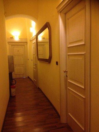 Hotel Palazzo Sa Pischedda Bosa : Corridoio