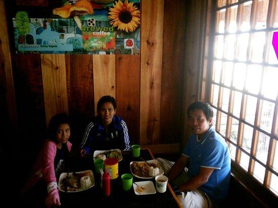 The Sagada Lemon Pie House: my family
