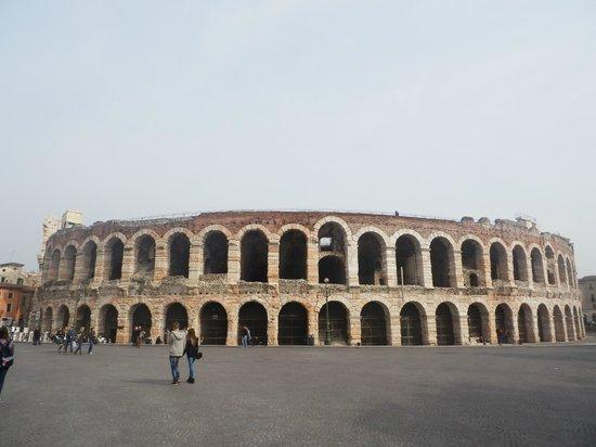 Arena di Verona: panorama