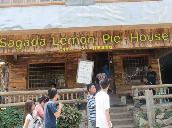 The Sagada Lemon Pie House: Sagada Lemon Pie House