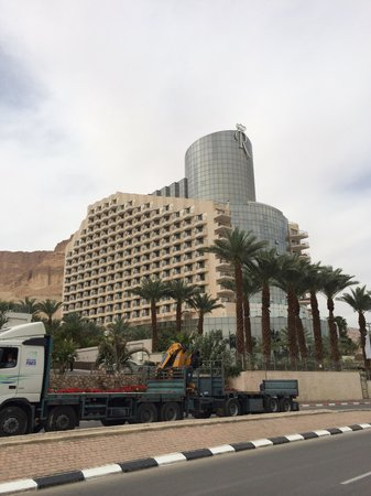 Royal Rimonim Dead Sea: Hotellet