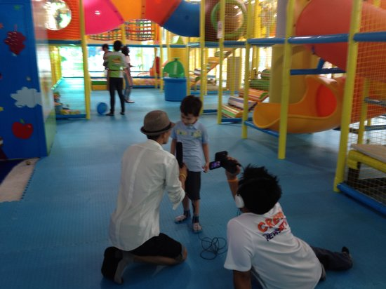 The Kids Club Phuket: TV Interview