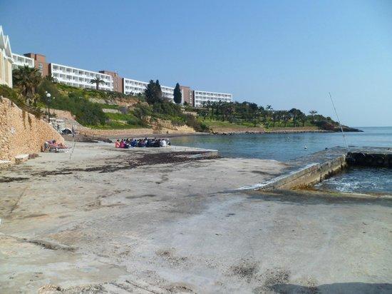 Mellieha Bay Hotel: vue d'ensemble