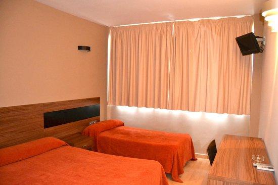 Hotel El Cruce: Habitación Doble