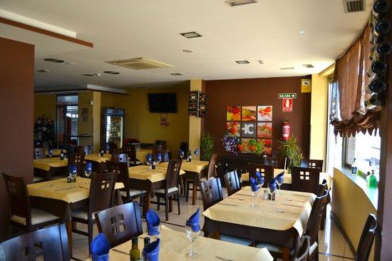Hotel El Cruce: Restaurante