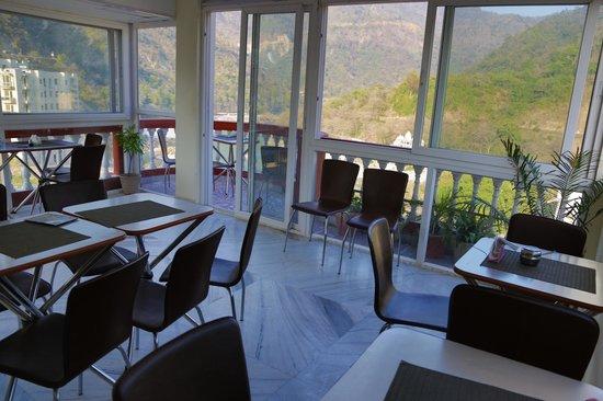 Divine Ganga Cottage: Dining Room