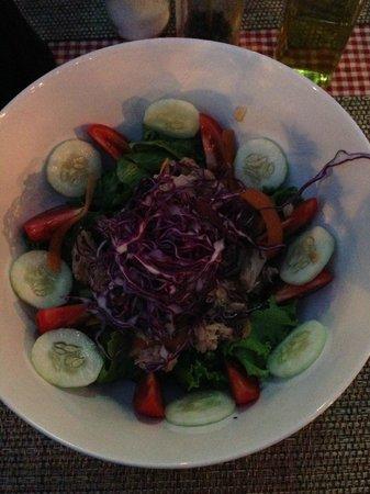 Marco: Tuna salad