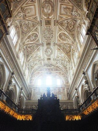 Moschee-Kathedrale (Mezquita de Córdoba): Внутри католической части Мескиты