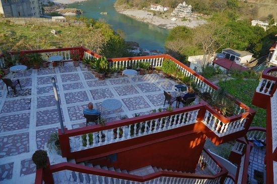 Divine Ganga Cottage: Great View