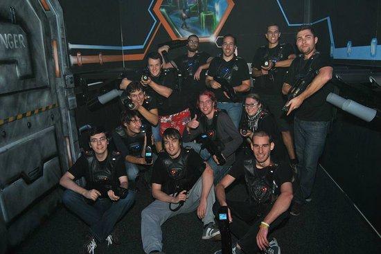 Laser Game Brno - Laser Tag