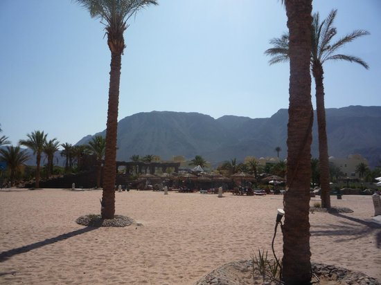 The Bay View Resort Taba Heights : plage