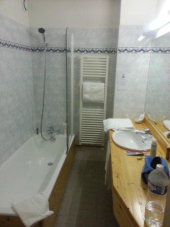 Le Castillan : Salle de bains