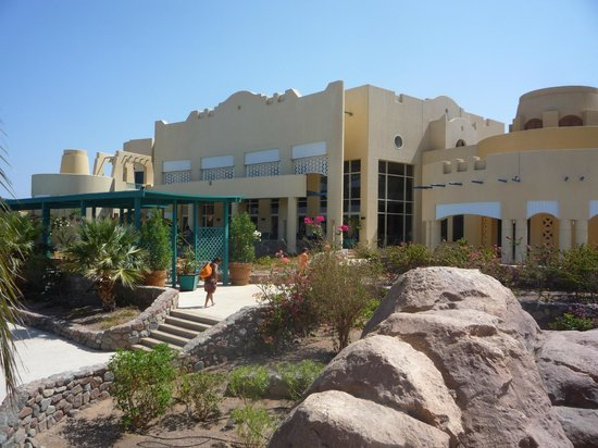 The Bay View Resort Taba Heights : hotel