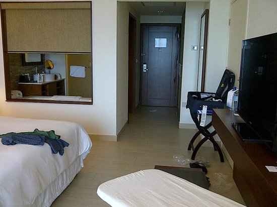The Westin Playa Bonita Panama: The well appointed room